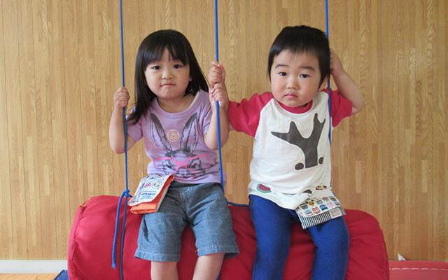 2歳児教室ひまわり組