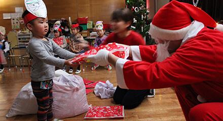 クリスマス楽しみ会